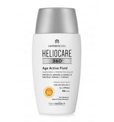 HELIOCARE 360º AGE ACTIVE FLUID PROTECTOR SOLAR PROTEGE REPARA Y CORRIGE 50 ML