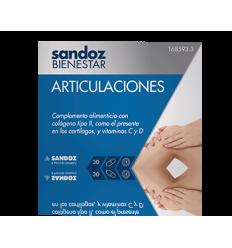 SANDOZ BIENESTAR ARTICULACIONES (30 CAPS)