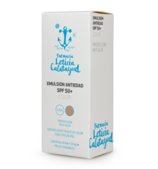 Emulsion Antiedad SPF50