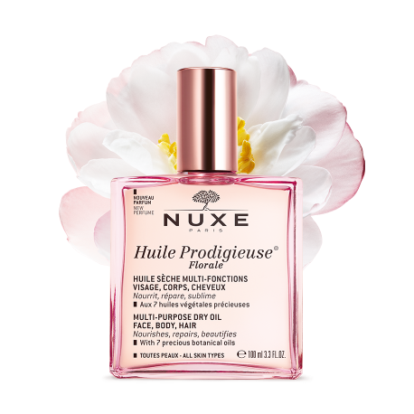 NUXE HUILE PRODIGEUSE FLORALE 100 ML