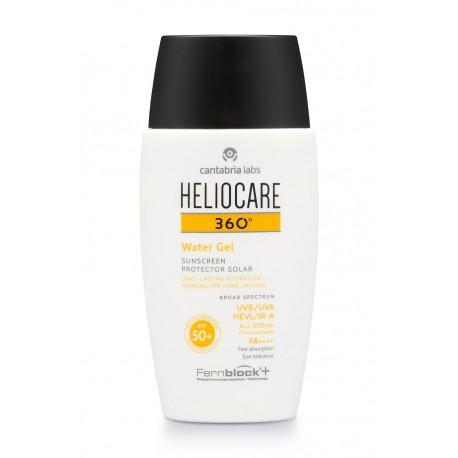 HELIOCARE 360º SPF 50 WATER GEL HIDRATACION LON